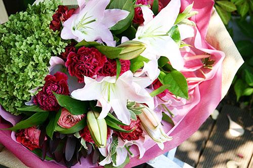 花束スタンダート写真2