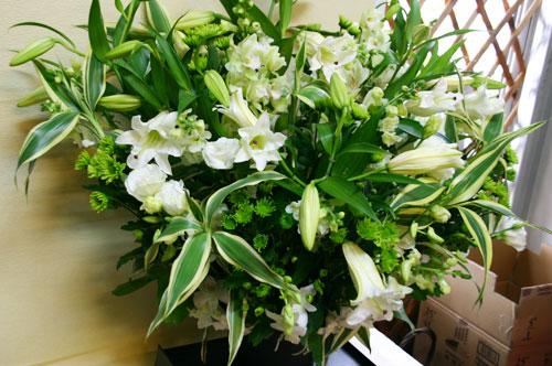 花束スタンダート写真